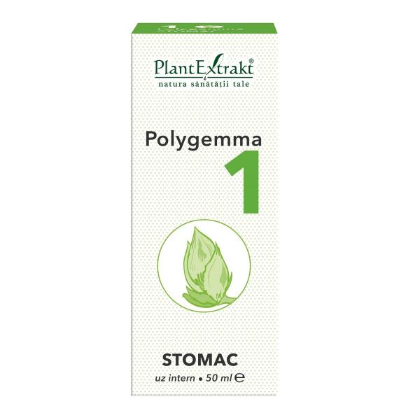 Polygemma 1 Stomac 50ml PlantExtrakt 0