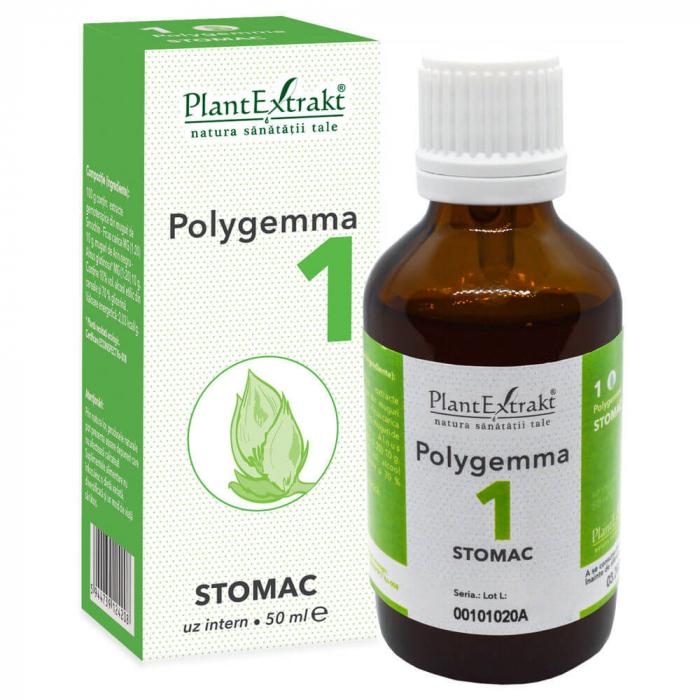 Polygemma 1 Stomac 50ml PlantExtrakt [1]