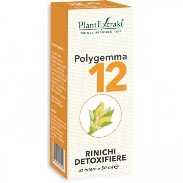 Polygemma 12 Rinichi 50ml PlantExtrakt 0