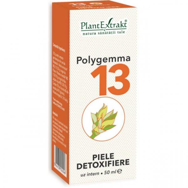 Polygemma 13 Piele 50ml PlantExtrakt 0