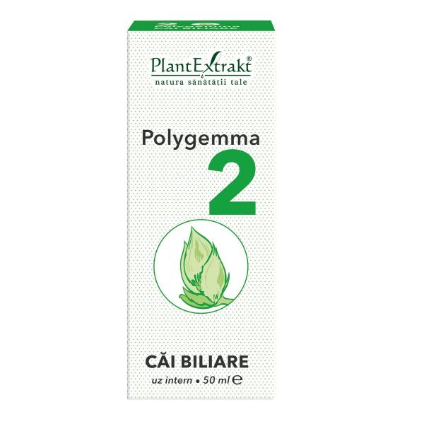 Polygemma 2 Cai Biliare 50ml PlantExtrakt 0