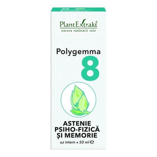 Polygemma 8 Astenie 50ml PlantExtrakt 0