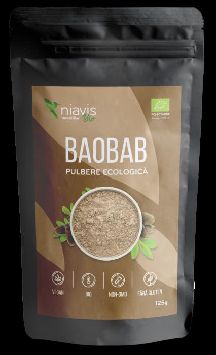 Pudra de Baobab Ecologica/Bio 125g [0]