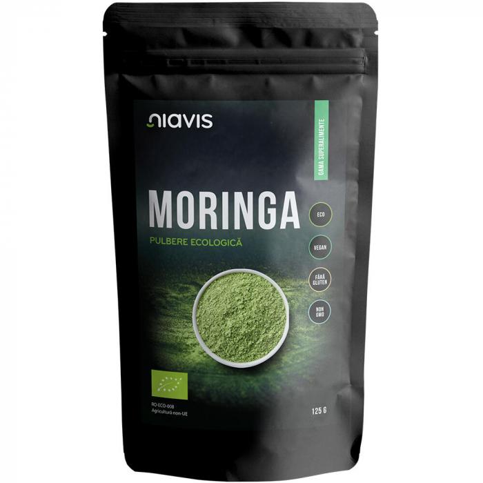 Pudra de Moringa Ecologica/BIO 125g [0]