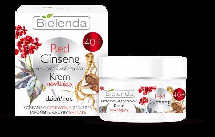 RED GINSENG Crema Hidratanta Antirid  40+ zi/noapte 50 ml [0]