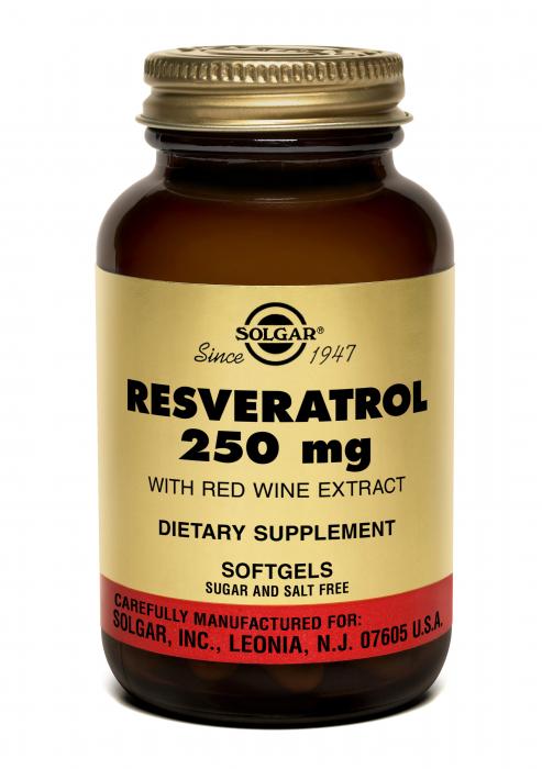 Resveratrol 250mg 30cps [0]