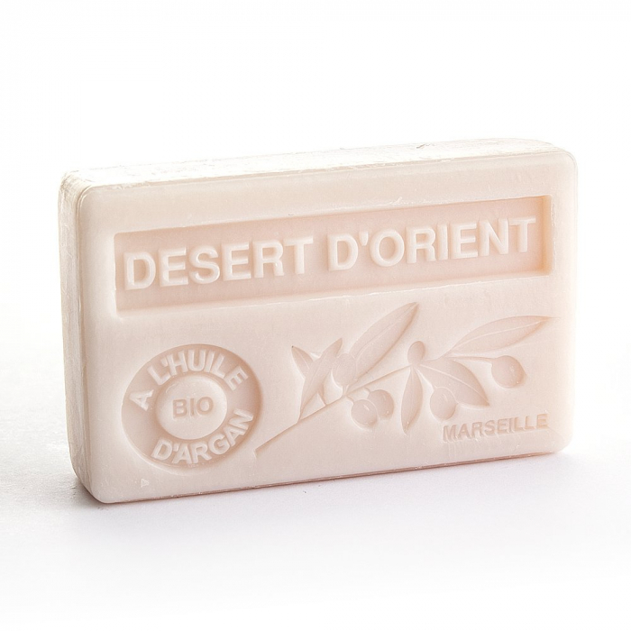 Sapun Ulei de Argan Bio 100g - DESERT D'ORIENT [0]