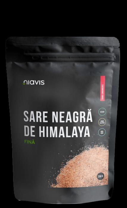 Sare neagra fina de Himalaya 250g [1]