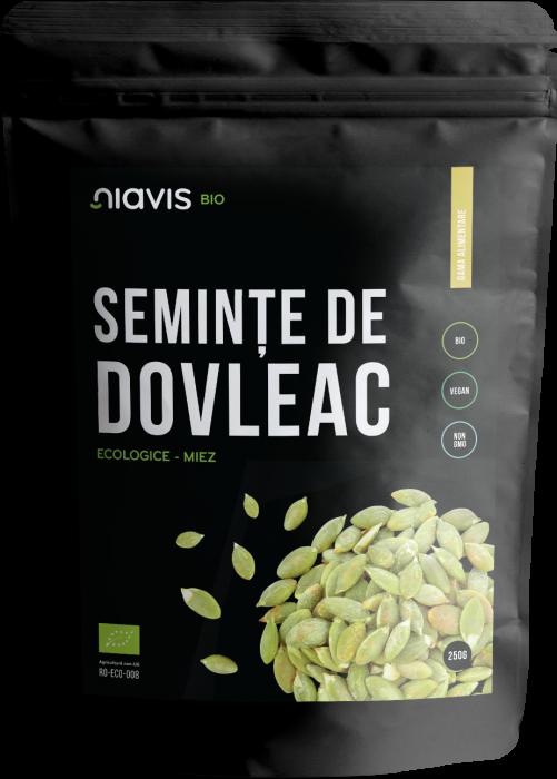Seminte de Dovleac Ecologice/BIO 250g [0]