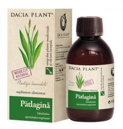 Sirop de Patlagina 200 ml Dacia Plant 0