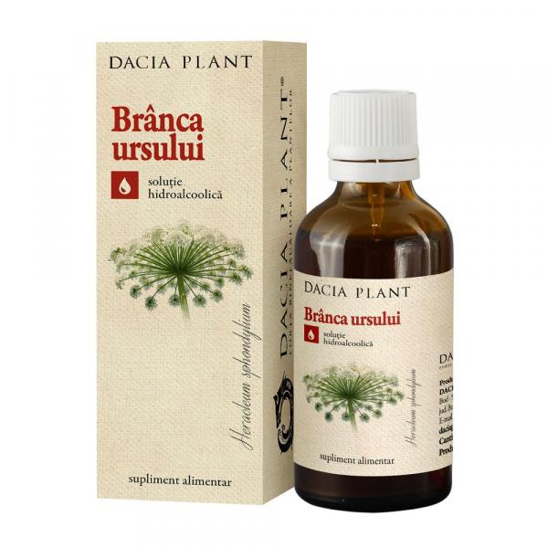 Tinctura de Branca Ursului Dacia Plant 50 ml 0