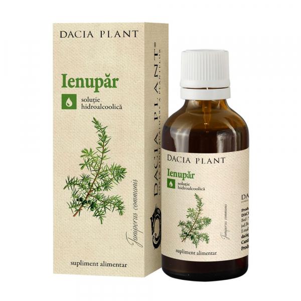 Tinctura de Ienupar Dacia Plant 50 ml [0]