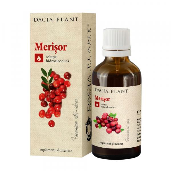 Tinctura de Merisor Dacia Plant 50 ml [0]