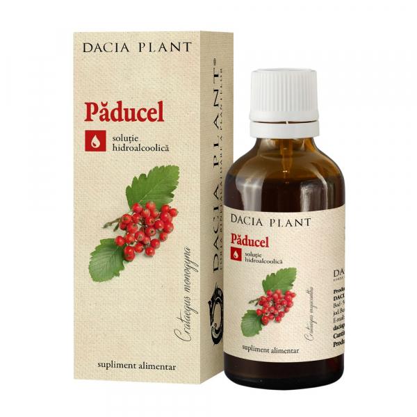 Tinctura de Paducel Dacia Plant 50 ml 0