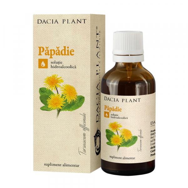 Tinctura de Papadie Dacia Plant 50 ml 0