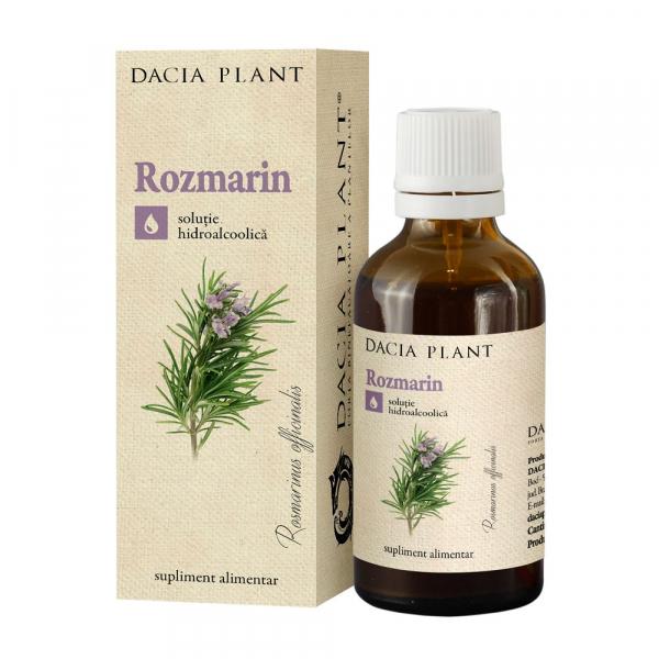 Tinctura de Rozmarin Dacia Plant 50 ml 0