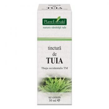 Tinctura de Tuia 30ml PlantExtrakt 0