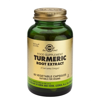 TURMERIC ROOT EXTRACT 60cps [0]