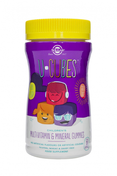 U-CUBES gummies 60s [0]
