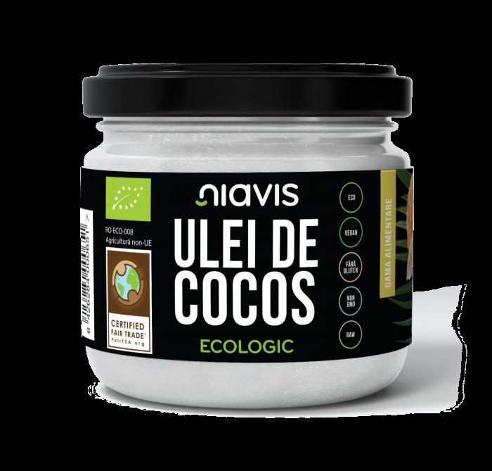 Ulei de Cocos Extra Virgin Ecologic/BIO 200g/220ml [0]