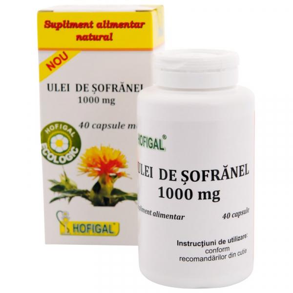 Ulei de Sofranel Hofigal 40 Buc 0