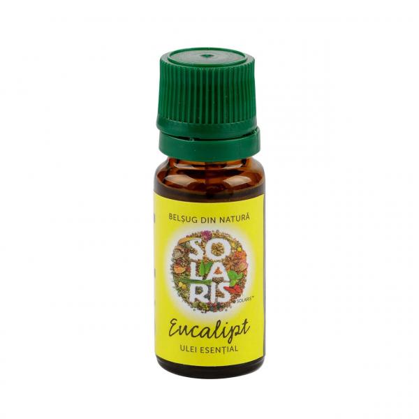 Ulei Esential de Eucalipt 10 ml Solaris 0