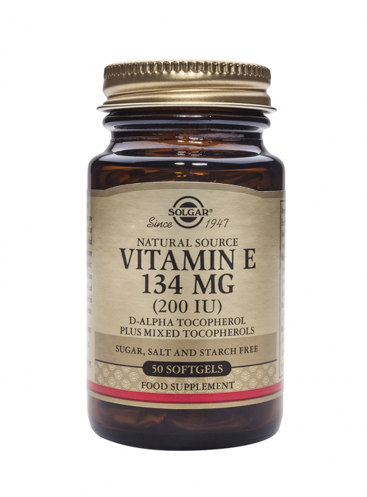 Vitamin E 200IU 50softgels [0]