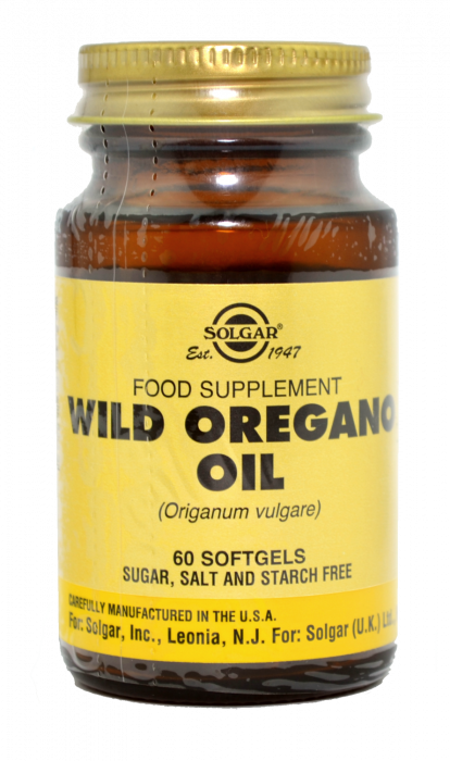 Wild Oregano Oil  60 softgel [0]