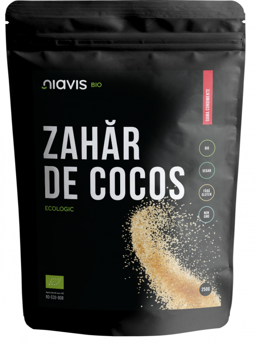 Zahar de Cocos Ecologic/BIO 250g [0]