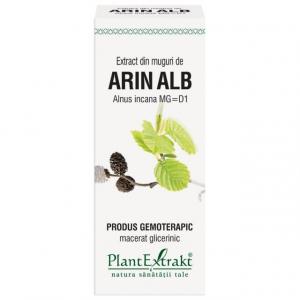 Extract de Arin Alb 50ml PlantExtrakt