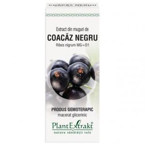Extract de Coacaz Negru (Muguri) 50ml PlantExtrakt