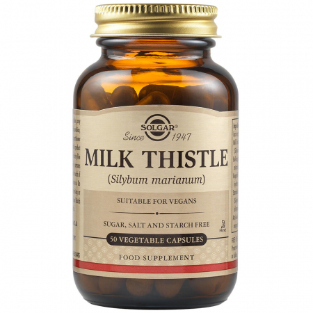 Milk Thistle 50cps [1]