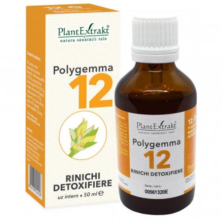 Polygemma 12 Rinichi 50ml PlantExtrakt1