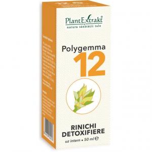 Polygemma 12 Rinichi 50ml PlantExtrakt