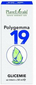 Polygemma 19 Glicemie 50ml PlantExtrakt0