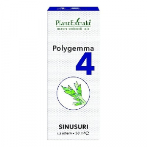 Polygemma 4 Sinusuri 50ml PlantExtrakt [0]