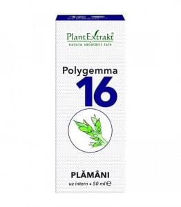 Polygemma Plamani 16 50ml PlantExtrakt