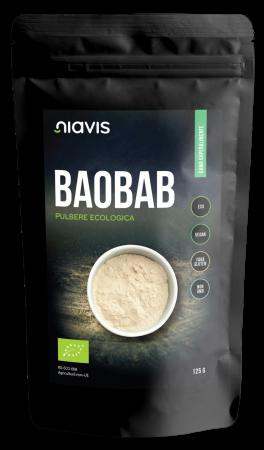 Pudra de Baobab Ecologica/Bio 125g [1]