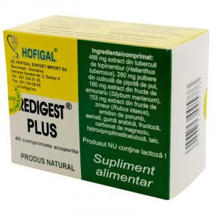 Redigest Plus 40 Capsule Hofigal
