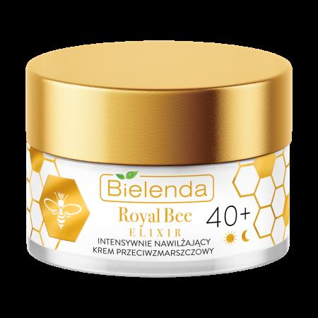 ROYAL BEE ELIXIR Crema de Fata Antirid  Intensiv Hidratanta 40+ zi/noapte 50 ml [0]