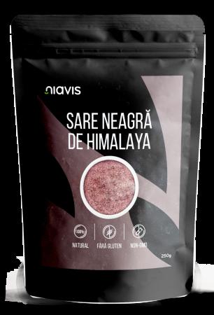 Sare neagra fina de Himalaya 250g [0]