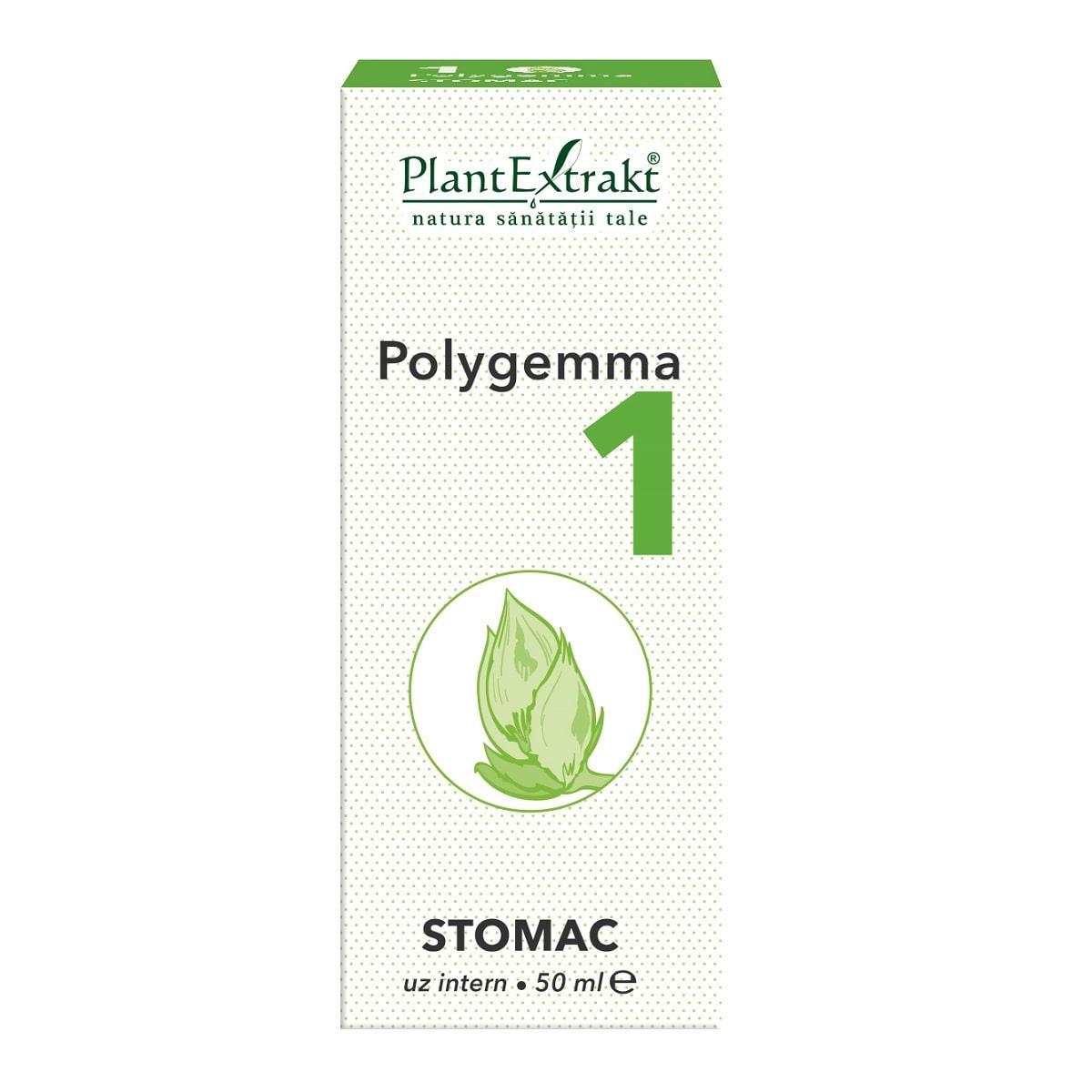 plantextrakt polygemma)