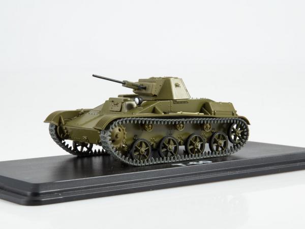 Macheta tanc rusesc T-60, scara 1:43 0
