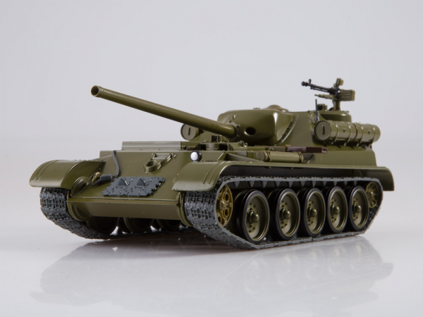 Macheta tanc rusesc SU-101, scara 1:43 0