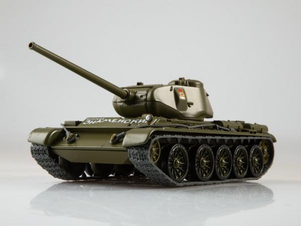 Macheta tanc rusesc T-44, scara 1:43 0