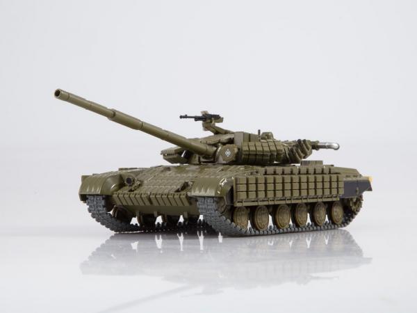 Macheta tanc T-64 BV, scara 1:43 [0]