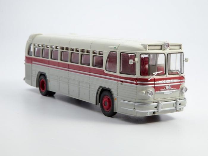 Macheta autobuz ZIS-127, scara 1:43 [0]