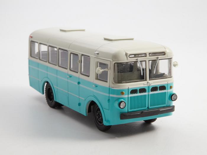Macheta autobuz RAF-979, scara 1:43 [0]