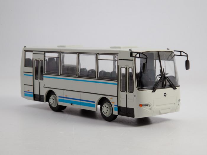 Macheta autobuz PAZ-4230 Aurora, scara 1:43 [0]