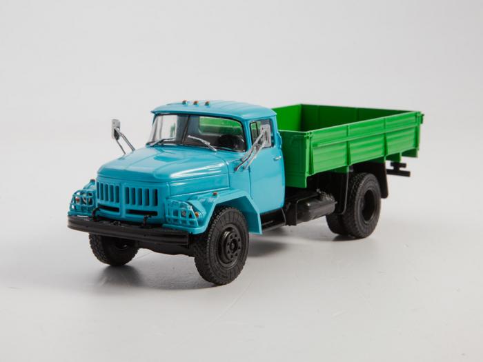 Macheta camion Amur-53131, scara 1:43 [0]